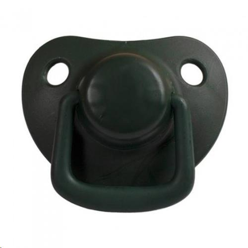 Filibabba - Fopspeen - 2-Pack - Dark Green - 0-6