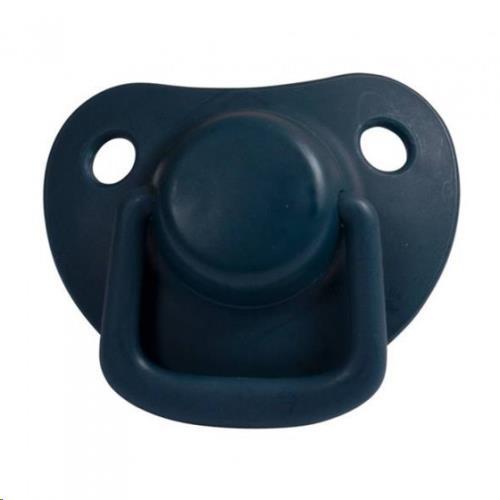 Filibabba - Fopspeen - 2-Pack - Dark Blue - 0-6