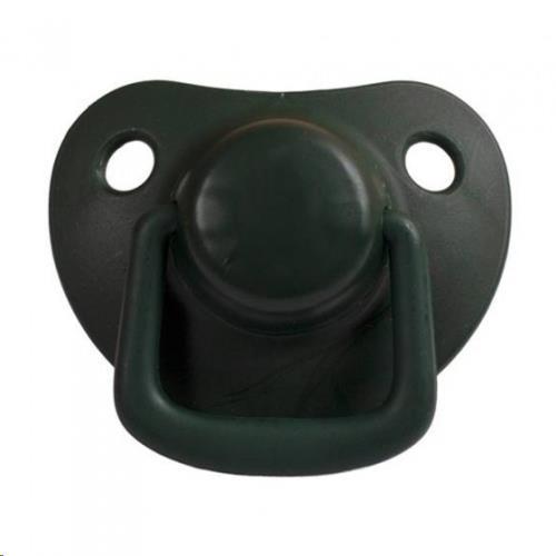 Filibabba - Fopspeen - 2-Pack - Dark Green - +6