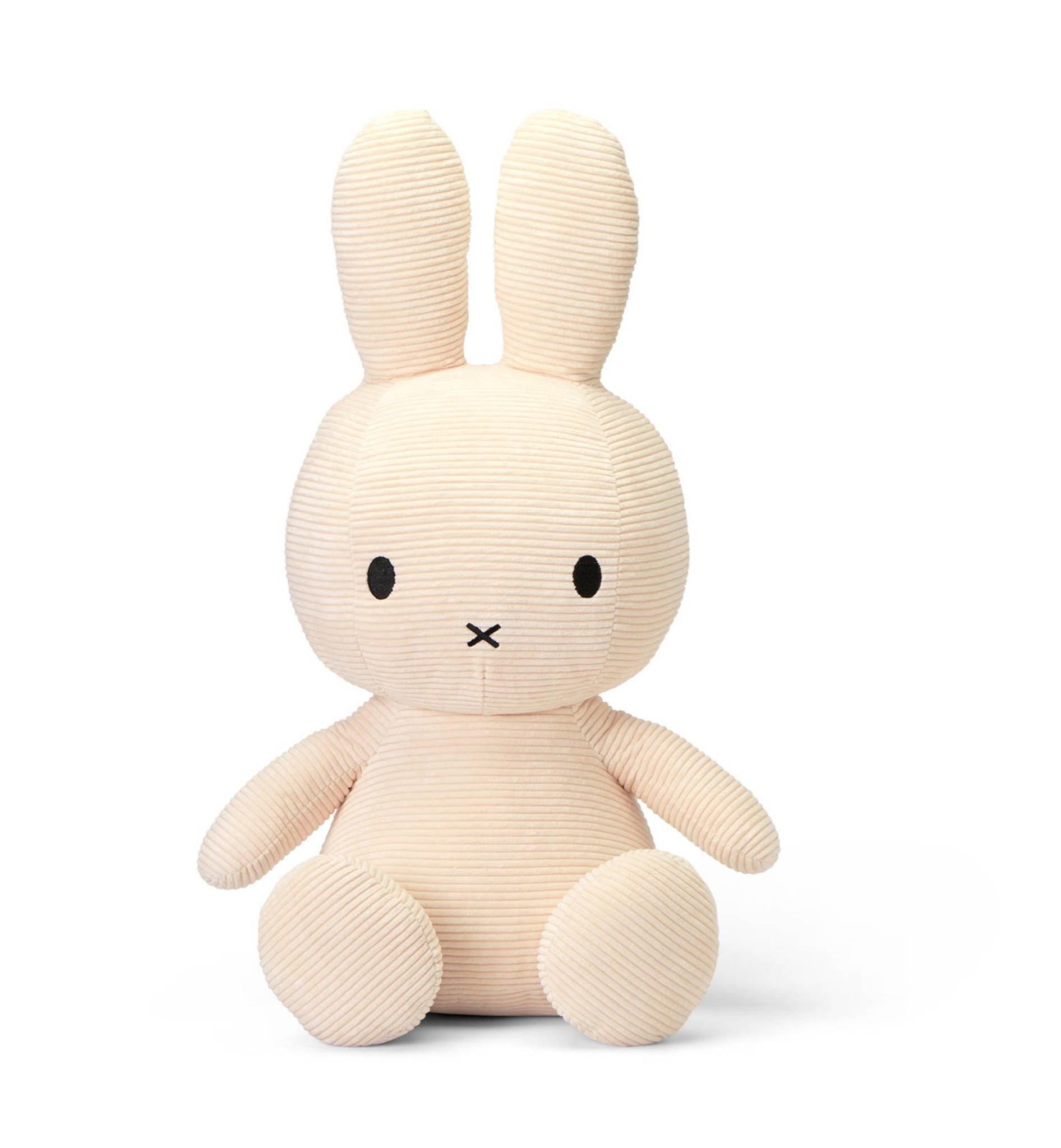 Nijntje - Miffy - Corduroy White - 70 cm - 27.5