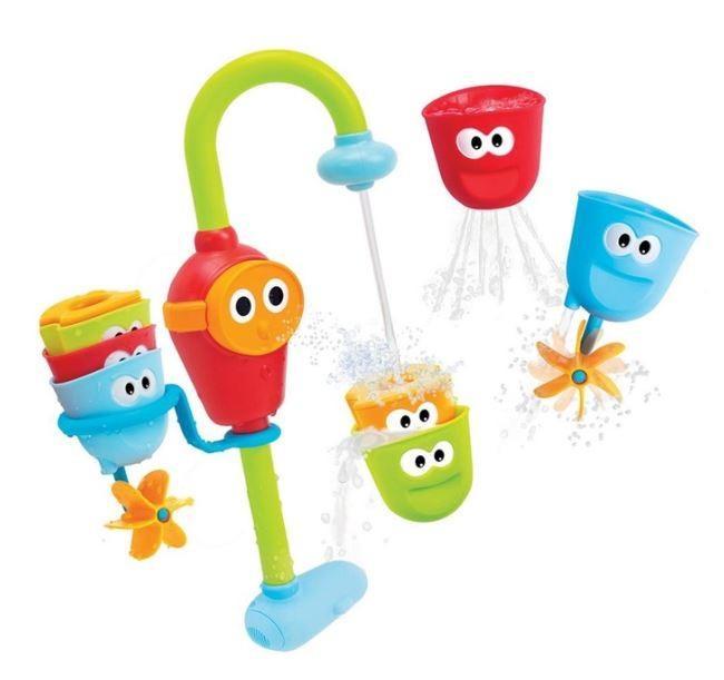 Yookidoo - Badspeelgoed - Flow'N Fill Spout - One Size