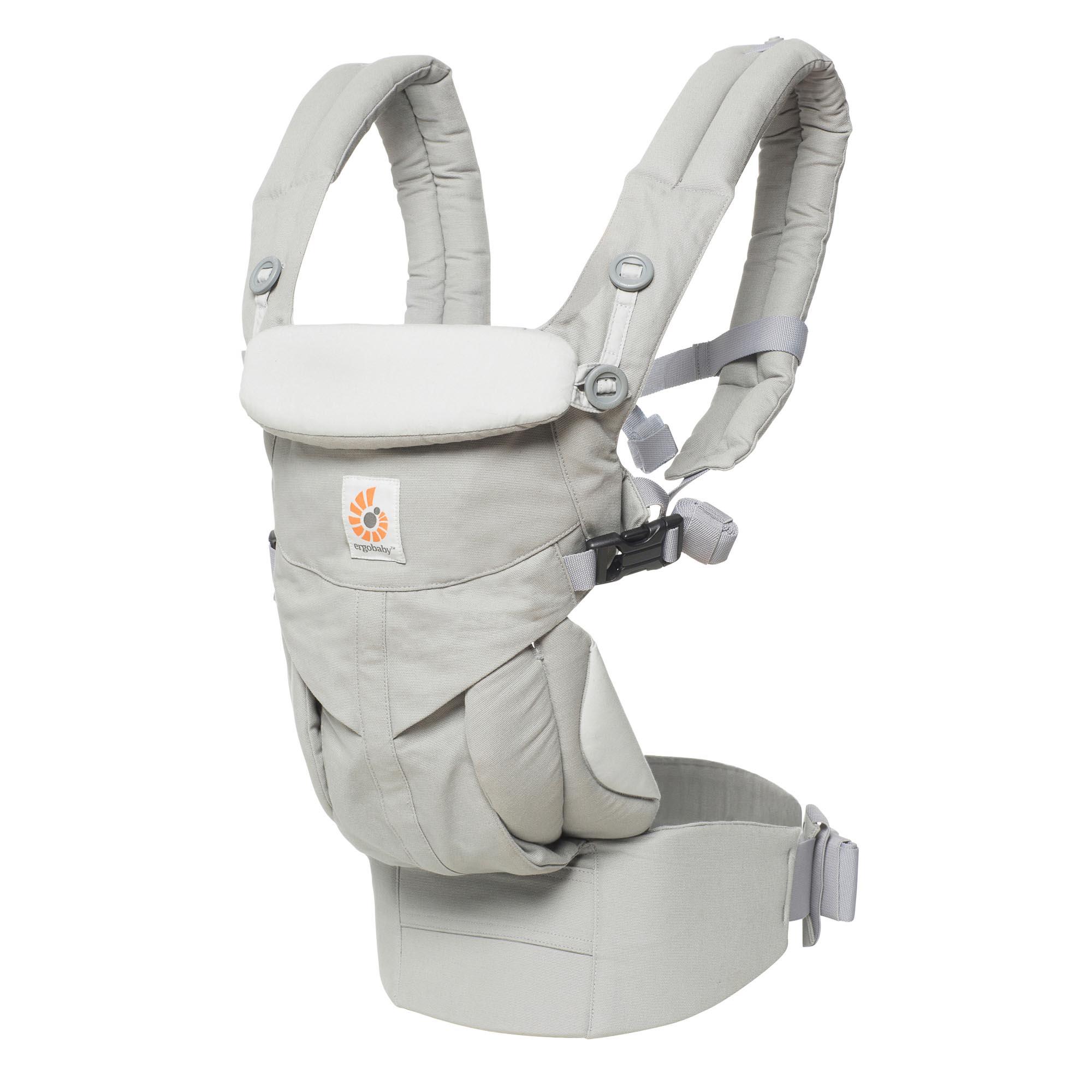 Ergobaby - Babydraagzak Omni 360 Pearl Grey