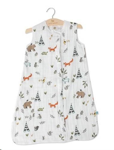 Little Unicorn - Tetra Slaapzak Small - Forest Friends - Small