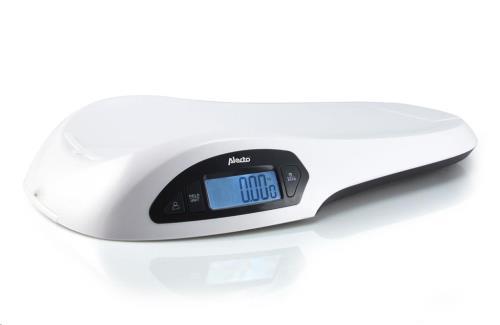 Alecto - Bc-60Bt - Babyweegschaal Bluetooth + Lengtemeter