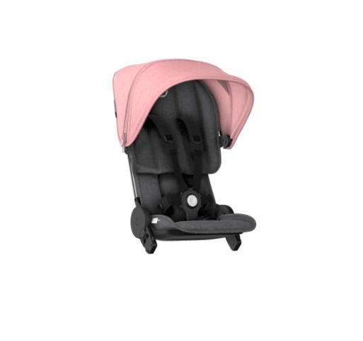 Bugaboo - Ant Style Set Complete Grey Melange-Pink Melange