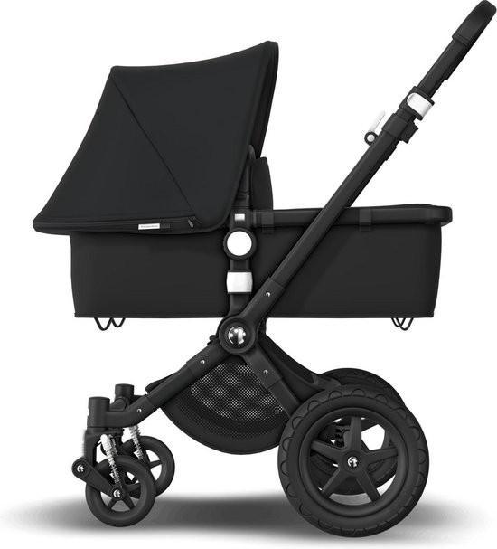 Bugaboo - Cameleon3Plus Complete Black/Black-Black