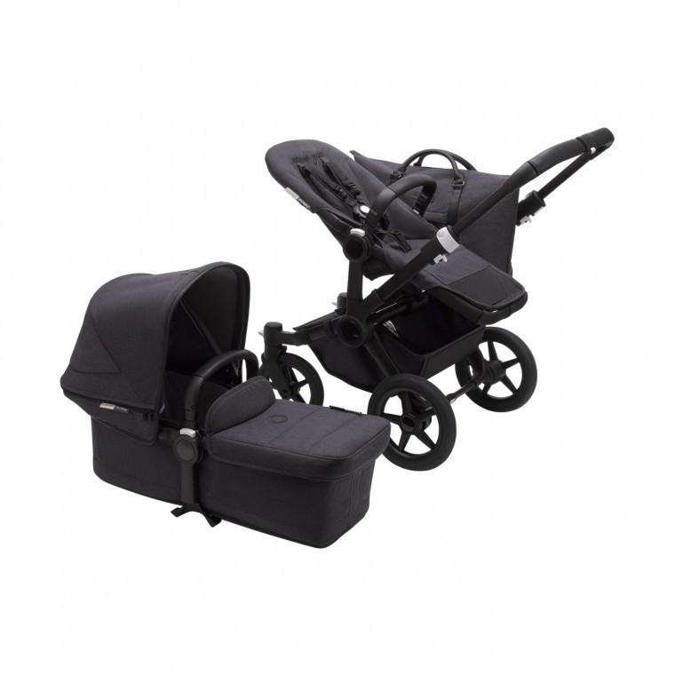 Bugaboo - Donkey3 Mineral Mono Complete Black/Washed Black