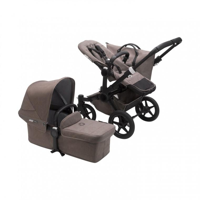 Bugaboo - Donkey3 Mineral Mono Complete Black/Taupe