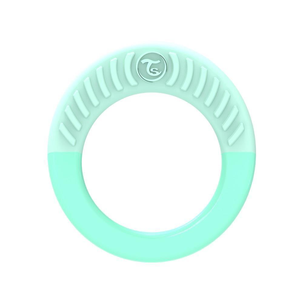 Twistshake - Bijtring Pastel Groen