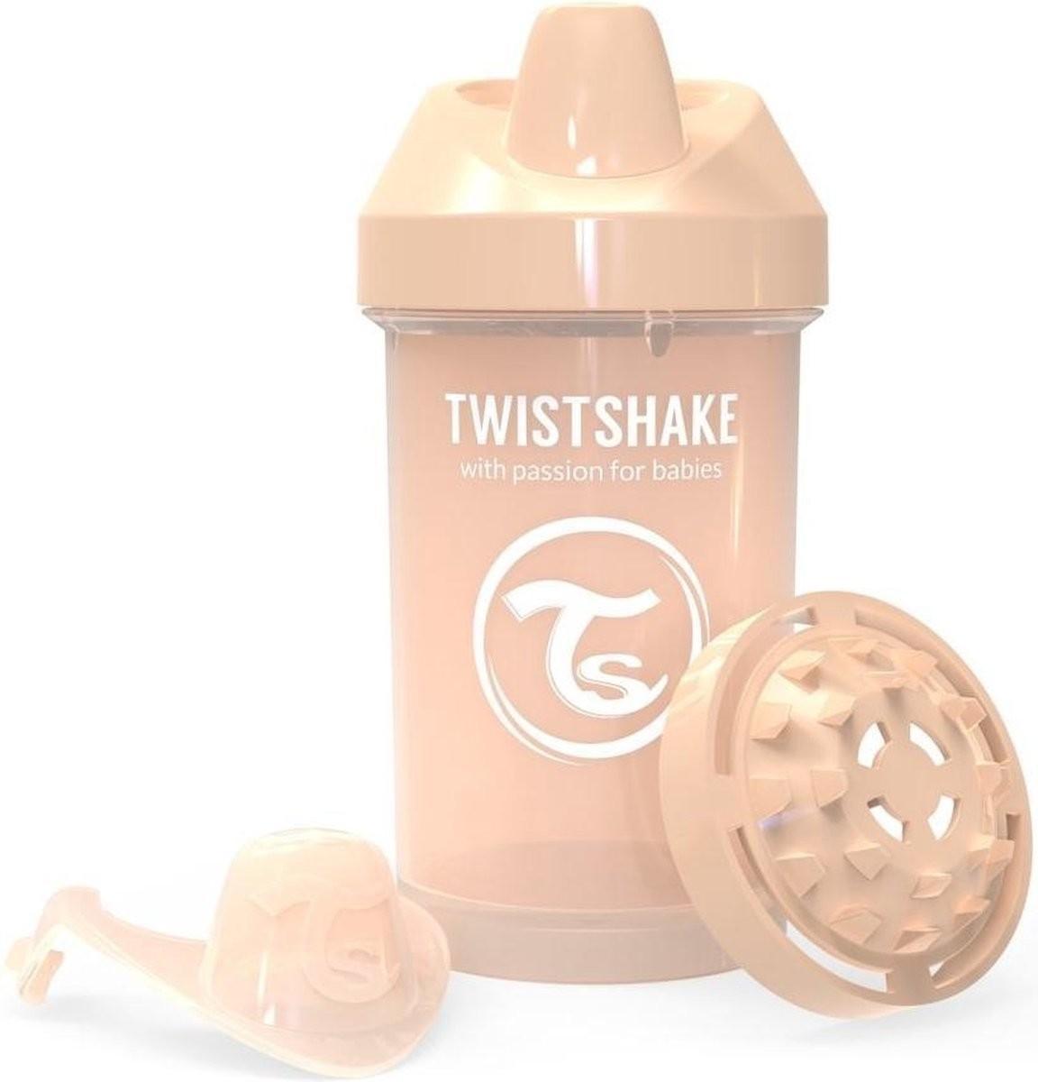 Twistshake - Crawler Cup 300ml Pastel Beige