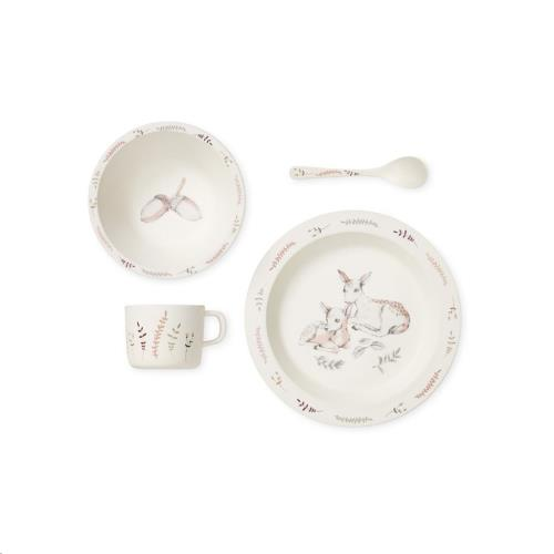CamCam - Bamboo Tableware. Set P38 Forest Theme