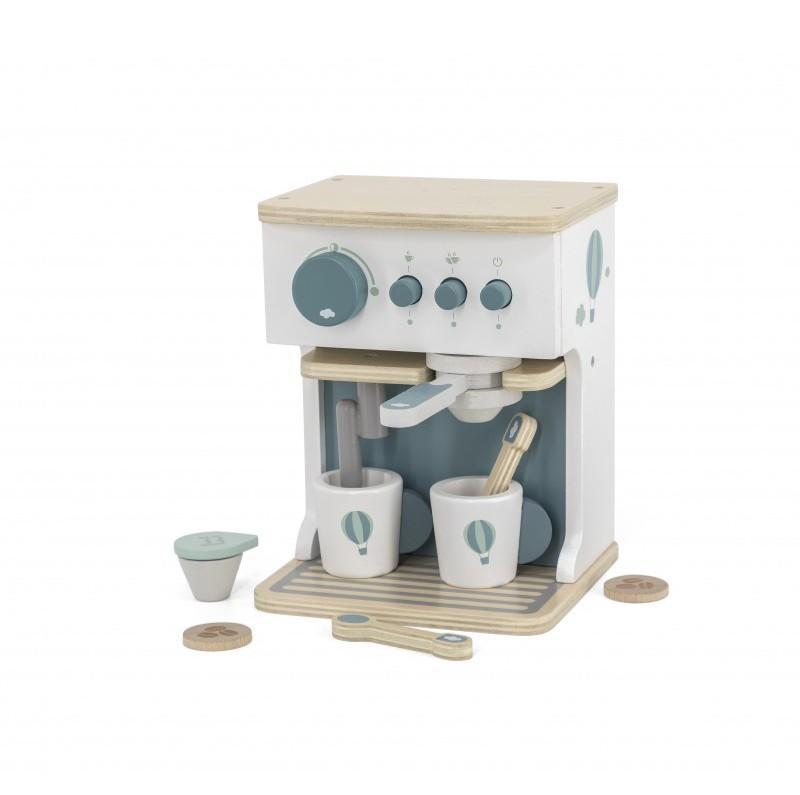 Label-Label - Espresso - groen