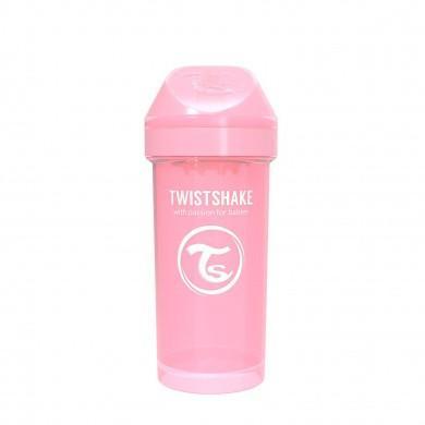 Twistshake - Kid Cup 360ml Pastel Pink
