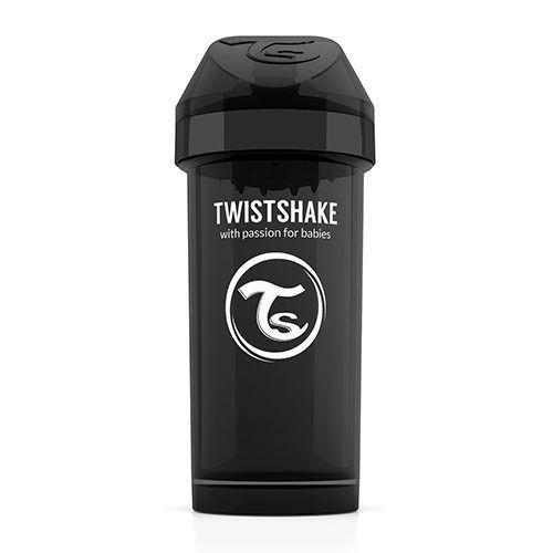Twistshake - Kid Cup 360ml Zwart
