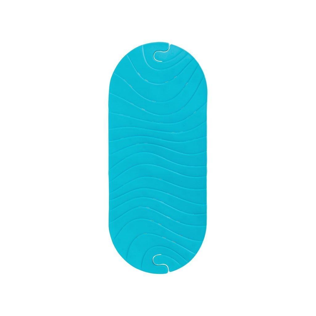 Boon - Badmat Ripple Blauw