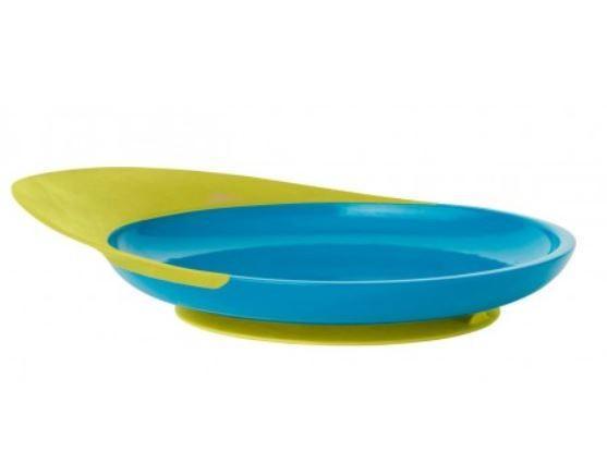 Boon - Eetbord Catch Plate Blauw/Groen