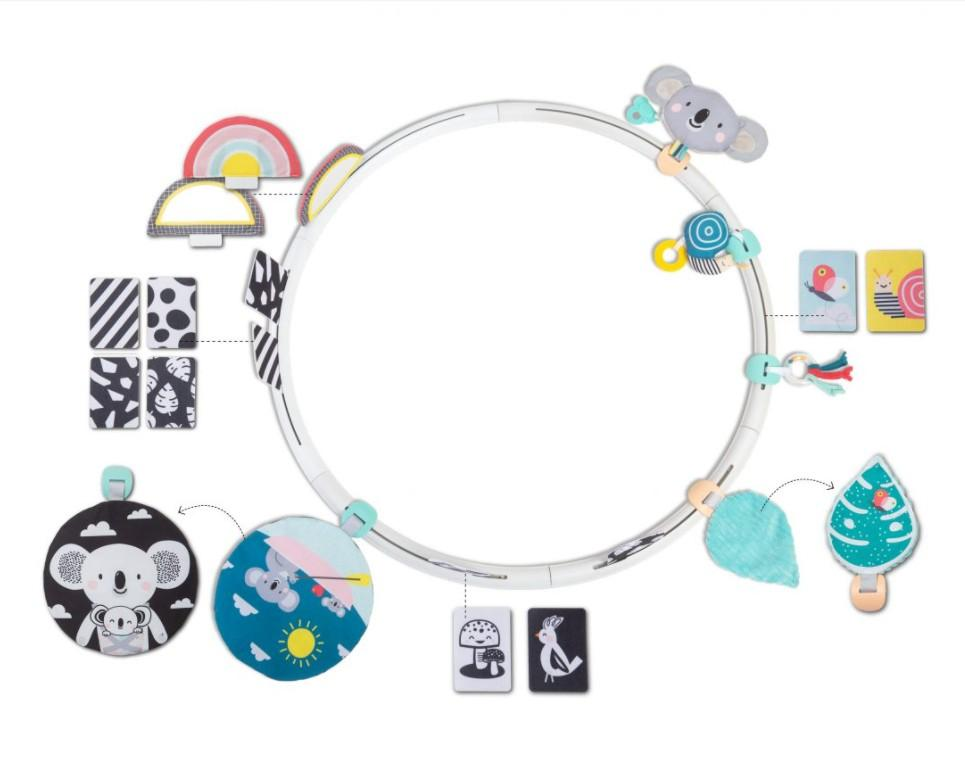 Taf Toys - All Around Me Activity Hoop