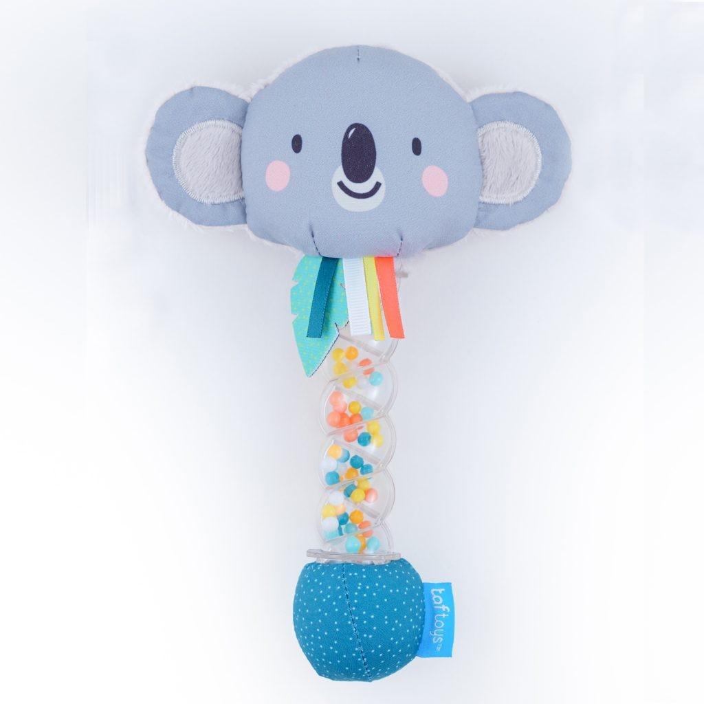 Taf Toys - Koala Rainstick Rattle