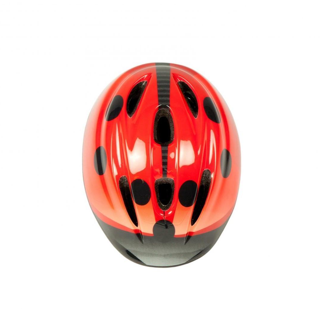 OK Baby - Fietshelm Ladybug (Maat 46-53)