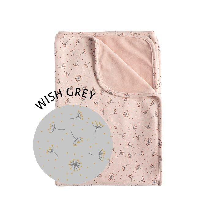 Bebejou - Baby Multidoek Fabulous Wish Grey