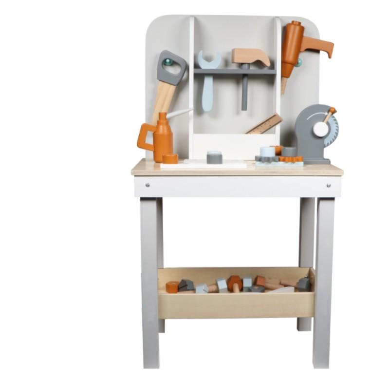 Tryco - Wooden Workbench
