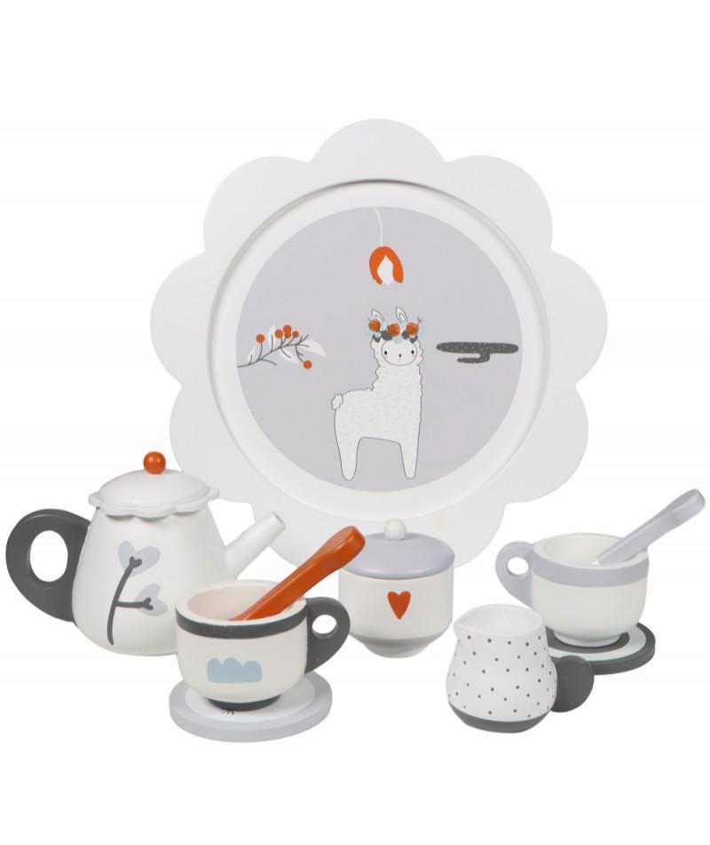 Tryco - Wooden Tea Set