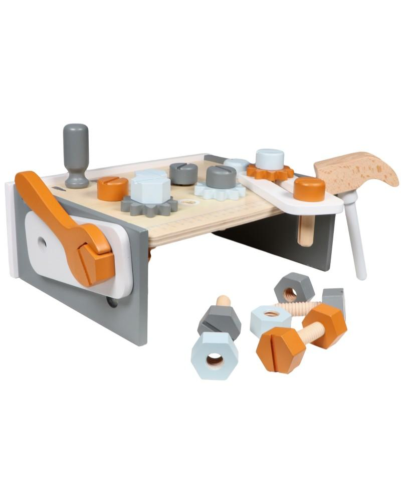 Tryco - Wooden Table Workbench