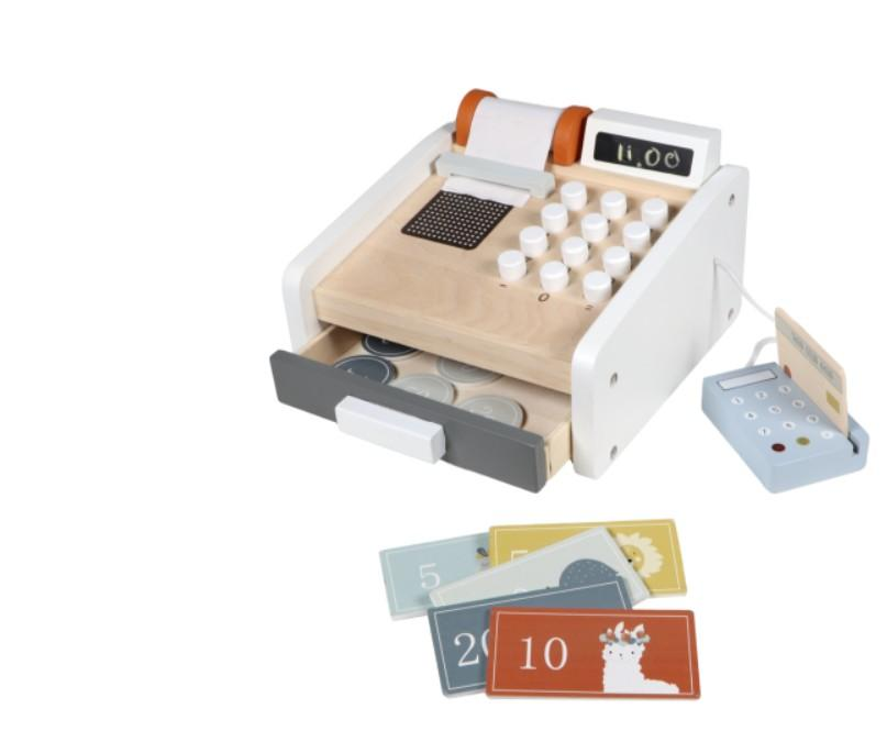Tryco - Wooden Cash Register