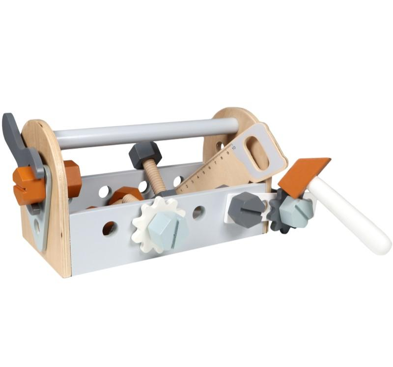 Tryco - Wooden Tool Box