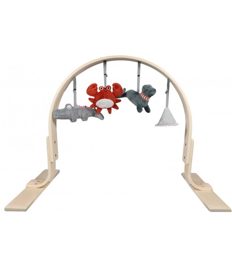 Tryco - Wooden Bow Babygym