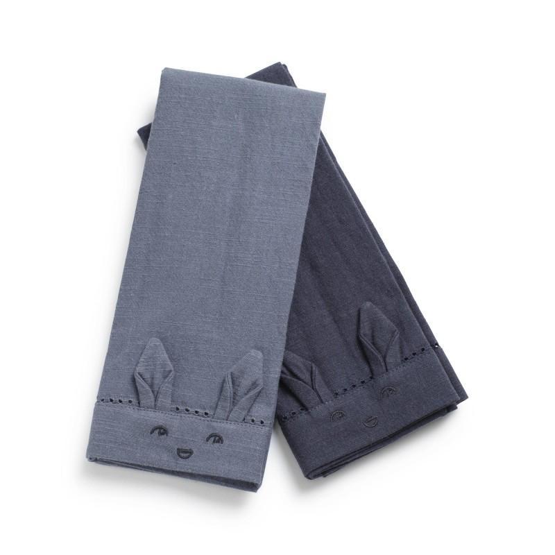 Elodie Details - Baby serviet set Tender Blue