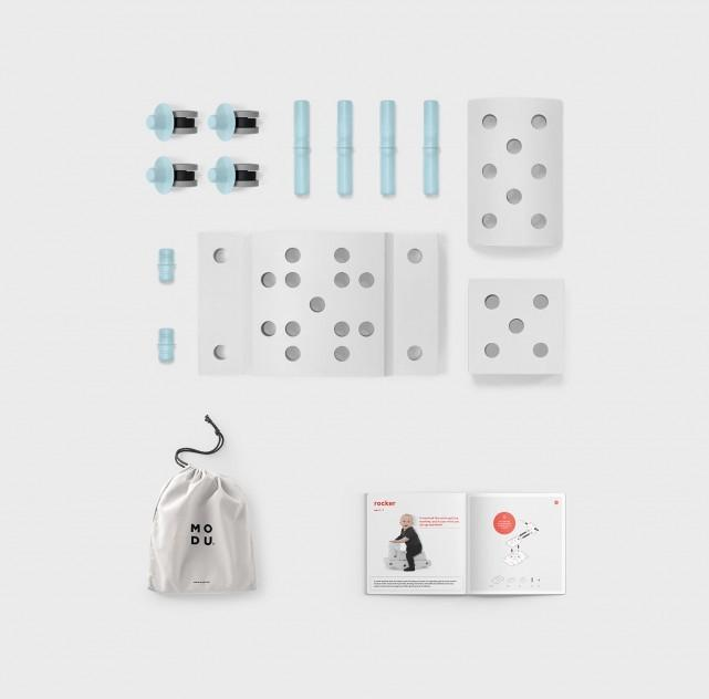 Modu - Curiosity Kit Blue