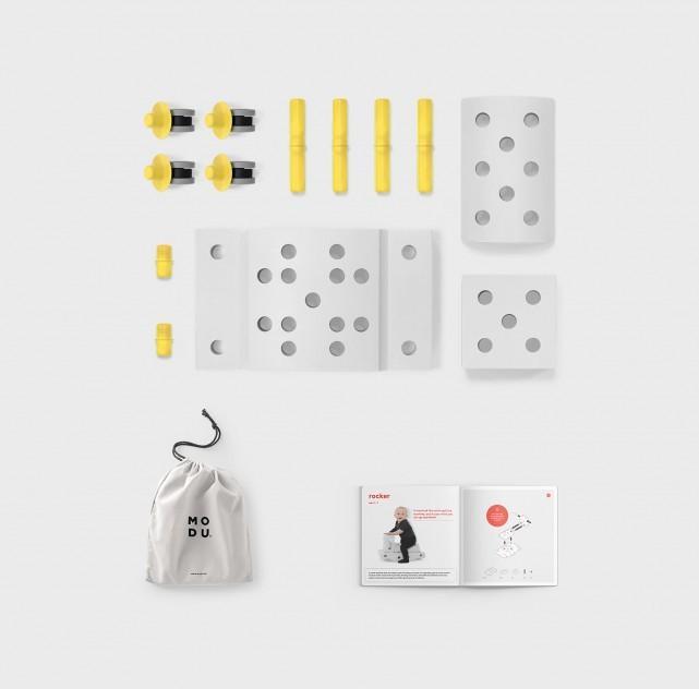 Modu - Curiosity Kit Yellow