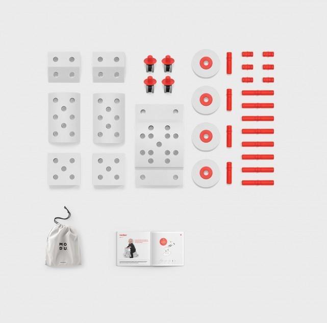 Modu - Dreamer Kit Red