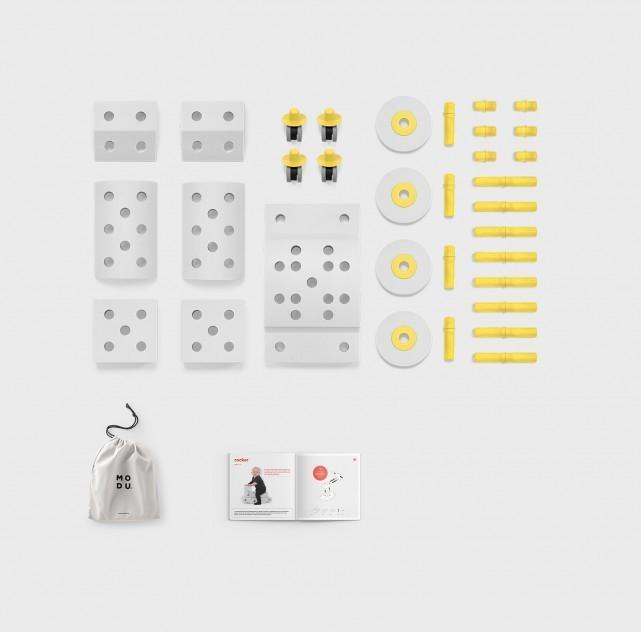Modu - Dreamer Kit Yellow