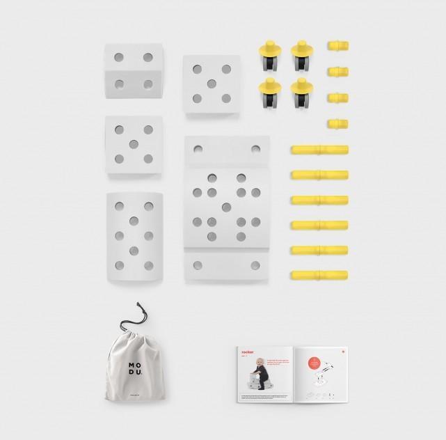 Modu - Explorer Kit Yellow