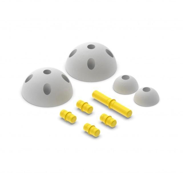 Modu - Half Ball Kit Yellow