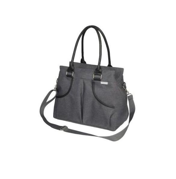 Bo Jungle - B-Casual Nursery Bag Dark Grey