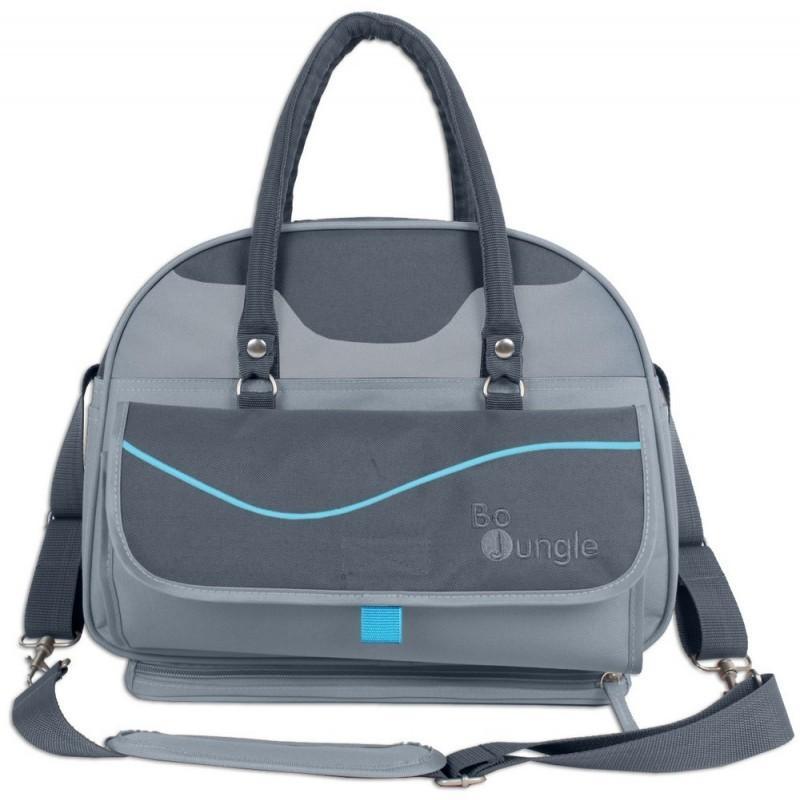 Bo Jungle - B-City Nursery Bag Grey