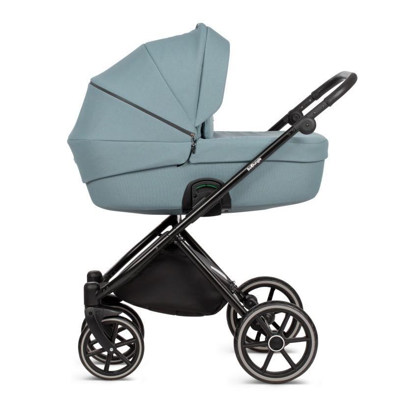 Bo Jungle - B-Classy Blue (Cradle + Nursery Bag)