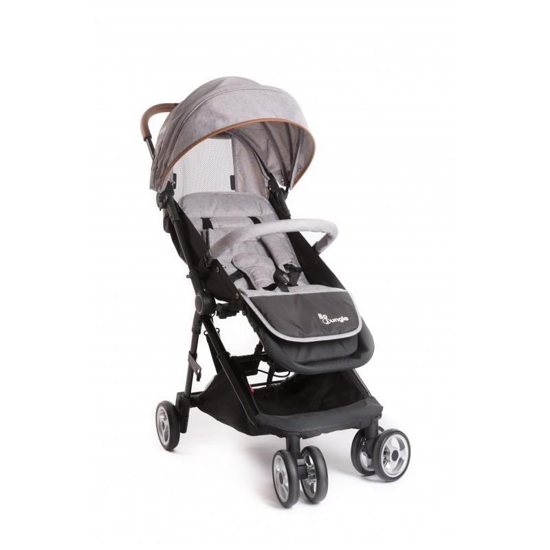 Bo Jungle - B-Genius Reversible Stroller Light Grey
