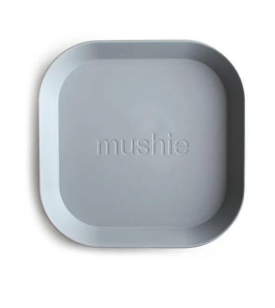Mushie - Bord Vierkant Cloud (2 Pcs)