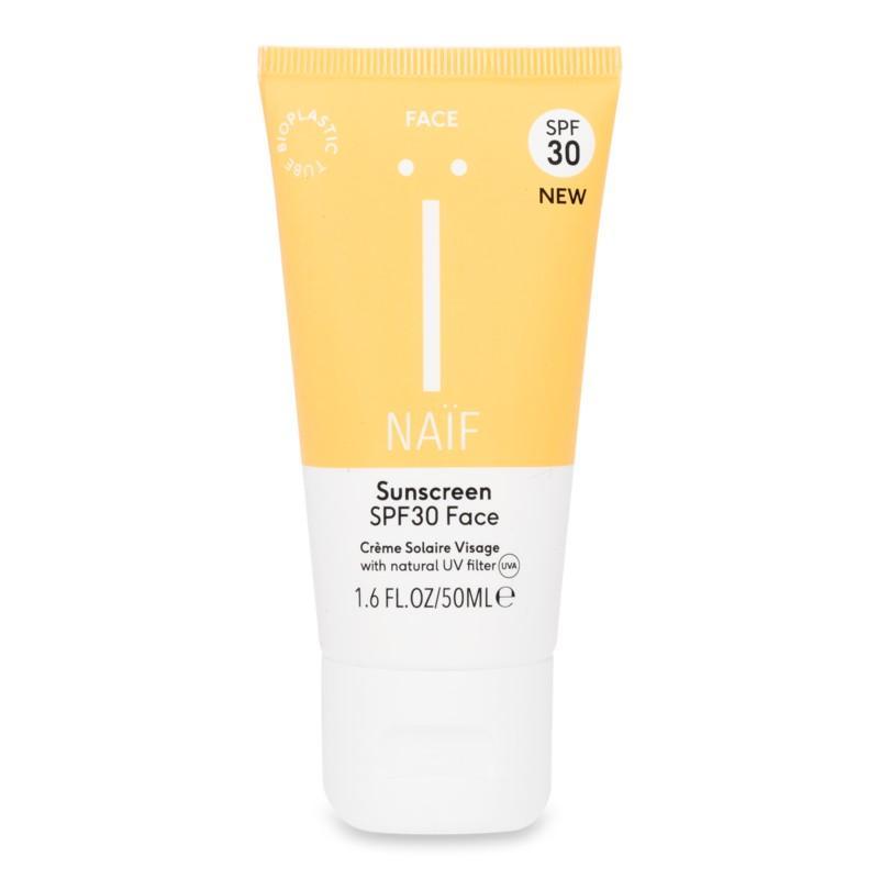 Naif - Grown Ups - Sunscreen SPF30 Face 50ml