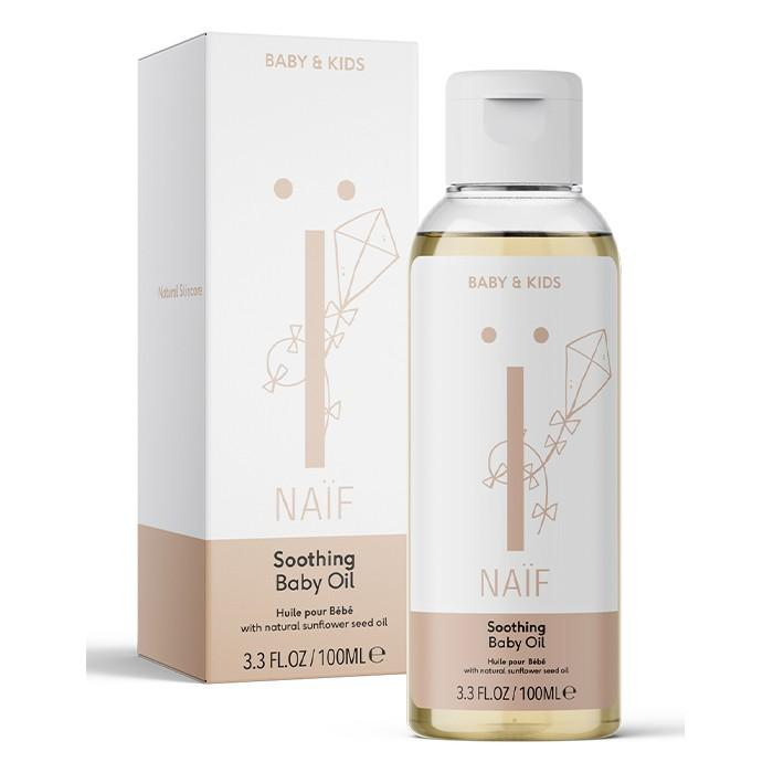 Naif - Soothing Baby Oil 100ml