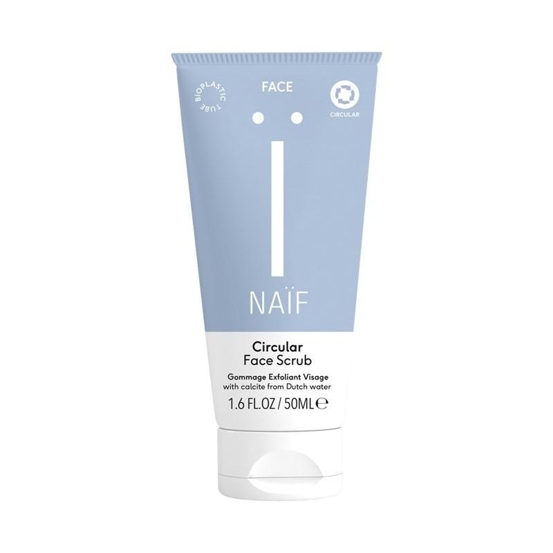 Naif - Grown Ups - Circular Face Scrub 50ml