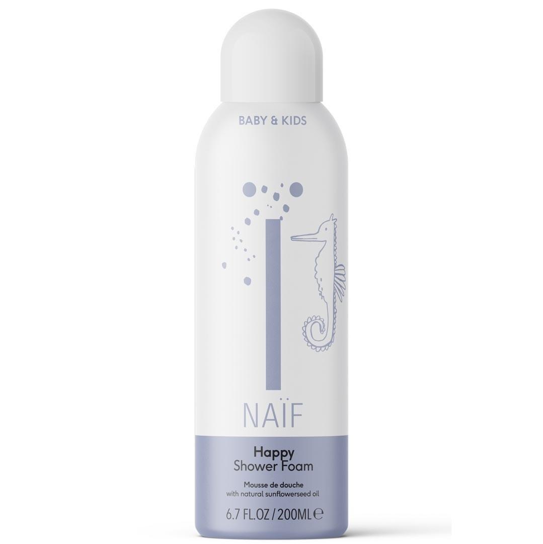 Naif - Happy Shower Foam 200ml