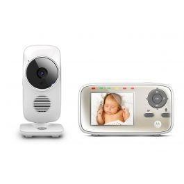 """Motorola - 2.8 """""""" Video baby monitor fixed camera"""