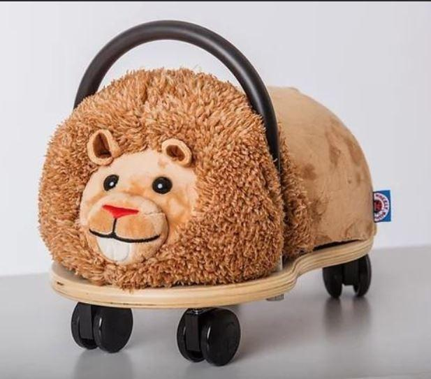 Wheely Bug - Cover - Lion