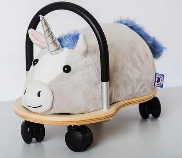 Wheely Bug - Cover - Unicorn
