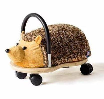Wheely Bug - Cover - Hedgehog